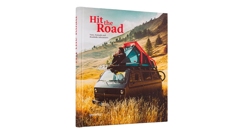 best outdoor adventure books hit the road book