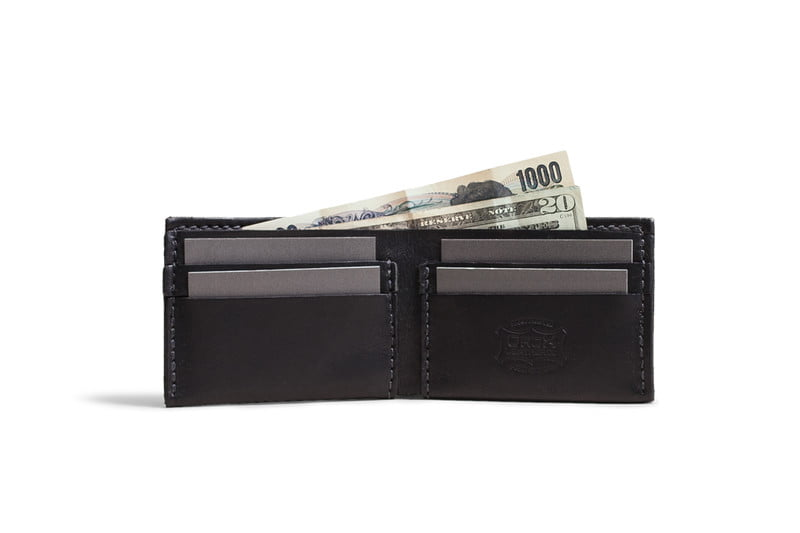 products made in america gift guide orox leather bifold wallet 1